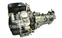 NEW 20hp air cooled v twin engine +horizontal shaft+FREE SHIPPING+100% Positive Feedback+3years Guranteed