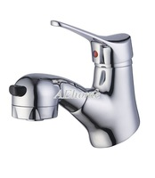 1pc free shiping luxury brass kitchen faucet AEhome088 chrome