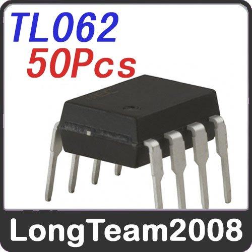 IC TL062 интегральной схемы