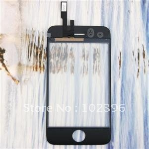 Free shipping Hot selling Mobile Phone Digitizer Touch Screen for iPhone 3G