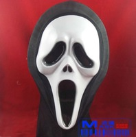 Ghost face Halloween masks