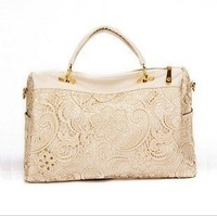 Bud silk bag bag portable inclined satchel tide restoring ancient ways is women's bagwith free shipping