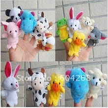 finger puppet promotion