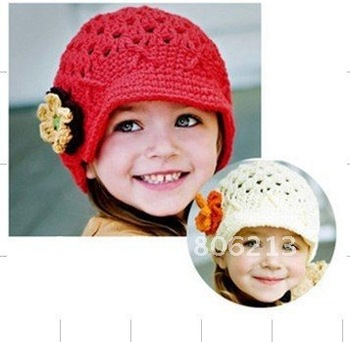160pcs/lot new arrived knitted baby cap handmade cap/crochet baby hat children hat winter hat baby gift