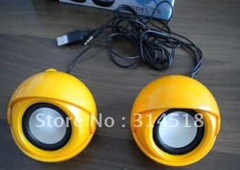 wholesale,5pcs/lot,mini speaker,Hifi USB speaker,computer speaker(ly-061102)