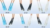 SC-SC, 3.0m ,single mode fiber optic jumper ,wholesale 100pcs/lot