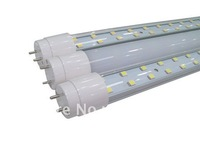Hot offer: Free Shipping 0.6M 10W LED Tube made of 48pcs 5050SMD, with 920LM equal to CFL20W,AC100-277V used in office,hospital