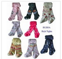 NEW arrival ! yarn Dyed cotton anti-slip rich tights,busha baby leggings,tights,8 designs,sz 0-24M,24 pcs/lot ,free shipping