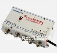 4 way Cable TV Signal Amplifier Splitter CATV signal amplifier