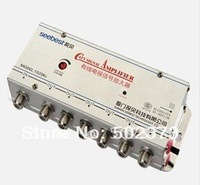 6 way Cable TV Signal Amplifier Splitter CATV signal amplifier