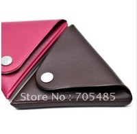 The triangle, imitation leather, multi-functional wallet, zero