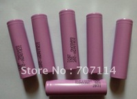 Free shipping 20pcs/lot Original SAMSUNG ICR18650 2600MAH 3.7V Rechargeable Battery