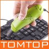 MINI USB VACUUM KEYBOARD CLEANER for PC LAPTOP, freeshipping,Dropshipping Wholesale(China (Mainland))