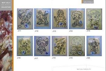 30pcs/lot+Mixed Designs+Color Sand art painting kits for children
