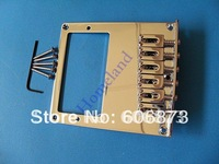 Drop shipping Free shipping New Chrome Tele Guitar Bridge For Humbucker Guitar parts