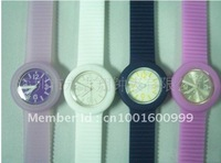 Rub garment board of quartz watch Multiple color  watches