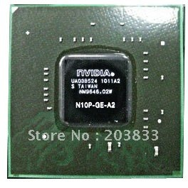 nVIDIA BGA CHIP N10P-GE-A2 LAPTOP CHIP