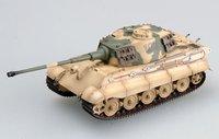 EASY MODEL 1/72 36296 Tiger II (Henschel turret) Schwer