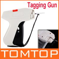 Одежда Одежда Цена label/tag Игольчатый пистолет маркировочный с 1000 тегов булавки, 10pcs/lot, dropshipping