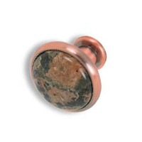 sales!cabinet knob granite handle stone knob 5 Baltic brown