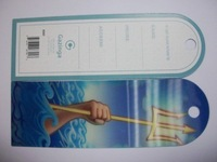 Fashion 3D soft pvc Bookmark,3D Bookmark supplier, 3D Bookmark manufacturer