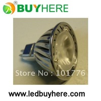 hot sale!  High power 3*1W MR16 LED spotlightlight 10pcs/lot