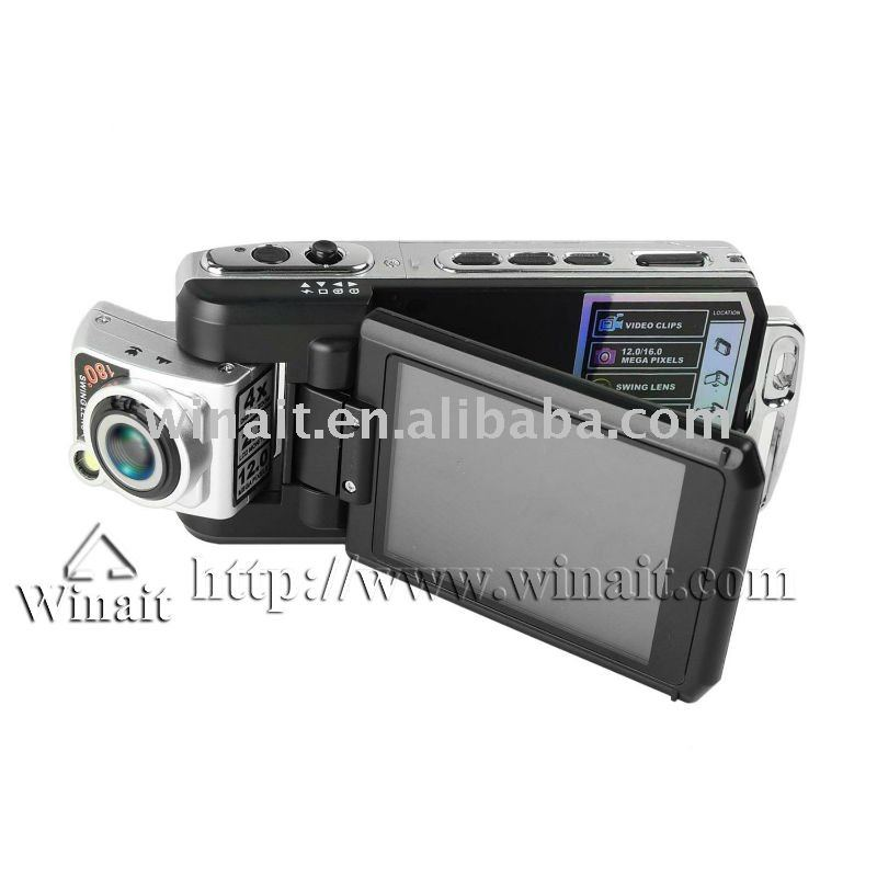 "Free shipping(EMS/DHL) for 2.5"" LCD Car DVR Vehicle Dash Board Camera Video Recorder(China (Mainland))"
