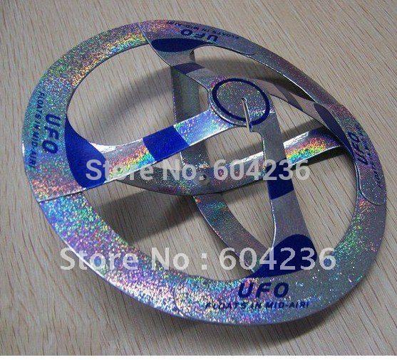 Wholesale 500pcs/lot- Magic mystery UFO PACKED IN BULK magic floating UFO(China (Mainland))