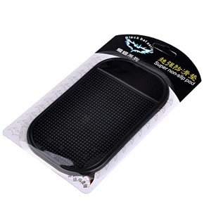 Hot sale 10pcs/lot Car Non Slip Anti-Slip Mat Sticky Pad For Phone MP3 MP4+Fulfillment shipping