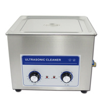 HOT!! 15L ultrasonic cleaner for biological sciences