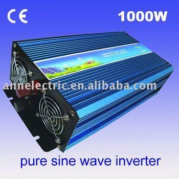 Pure Sine Wave Inverter CZ-1000S 1000w,12VDC/24VDC,for solar system,wholesale/retail