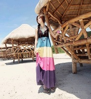 2011 NEW !!!  NICE  women's /ladies' beach dress/night gown/Swimwear/ swimming wear for retail and wholesale