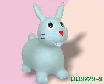 CE* PVC* jumping toys/ jumping animals(China (Mainland))