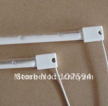 White reflector infrared  halogen lamp 3000W/2500W  360mm 400V