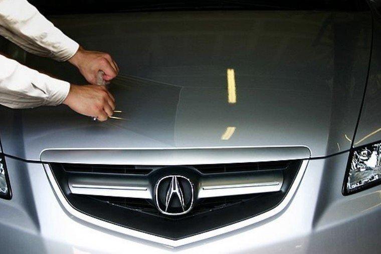 Electrics car scratch paint protection film automotive for Car paint protection film cost