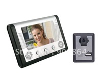 "Wholesale - SY801MA11DVR 7"" Colour Video Door Phone ,Clear Night Vision,Image Storage With Date&Time Mark"