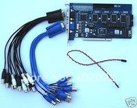 GV-800 CCTV PCI Card/Video Capture Card Software v8.4 GV800 DVR Board GV dvr card