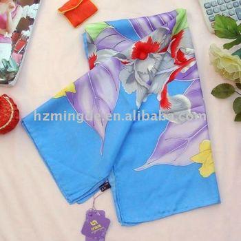 Amazing fashion Silk Square twill Scarf 90x90 cm