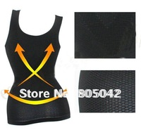 Wholesale-open bust camisole slim vest Control Shapewear corset 100pcs/lot+free shipping
