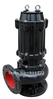 factory direct whole sale 1.5KW  WQ submersible sewage water pump,pump dirty water