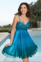 2011 the most fashion free ship latest design formal sexy short party evening  dress / eveving gown/ party dress /prom dress