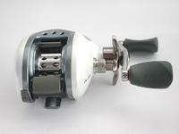 Free Shipping,OKUMA VS200/VS200LX Baitcasting Fishing Reel 9+1BB,Double Cup