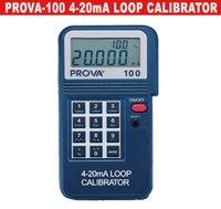PROVA-100 Process loop Calibrator 4-20ma