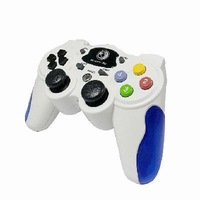 New 2.4G 2 in 1 Wireless Game Pad Joypad Controller