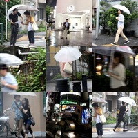 Free Shipping/Transparent umbrella,Fashion umbrella,Wholesale and Retail