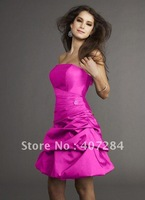 evening dress  bridesmaids   Fashion slim pencil dress women's evening dress ladies' dress