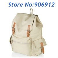 Free shipping,2011 New canvas bags, canvas backpack, ,canvas leisure bag