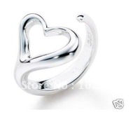 Promotion ring,heart ring,Only USD2.99,free shipping,925 silver ring,925 silver jewelry,925 Sterling Silver jewelry,wholesale