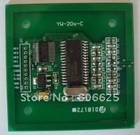 13.56M RFID module/ HF rfid module/ISO14443A/include antenna/rfid reader module+3 tags/YW201-C