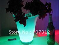 Цветочный горшок led flower pot